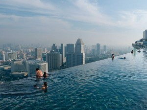 Best travel guide to Singapore - Infinity Pool